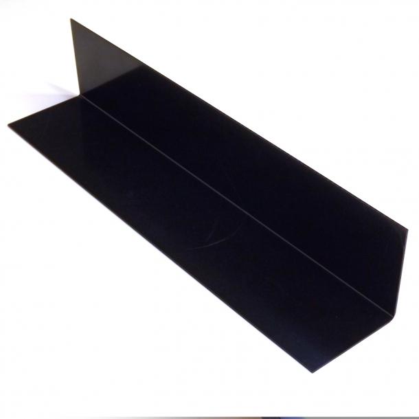 Skillerum til fryser og kølediske - Sort polystyren - Small